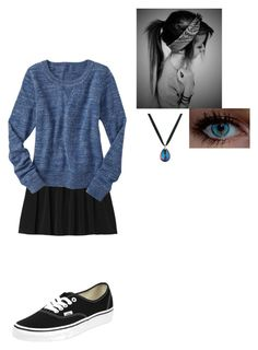 """""""Untitled #288"""" by hannahbanana45 ❤ liked on Polyvore featuring Monki, Gap, Vans and Baccarat"""