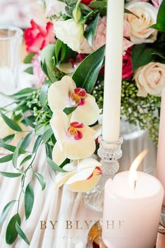 Gold, pinks and bubbly too, this tea time soiree is positively lovely. Glass Conservatory, Tea Party Bridal Shower, Tea Time, Champagne, Bubbles, Candles, Table Decorations, Spring, Pretty