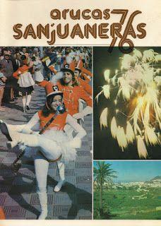 Los escritores n@vegantes: Las Sanjuaneras 1976: algo más que unas fiestas