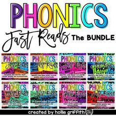 These Phonics Fast R