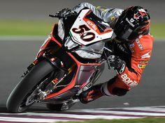 WSBK: No Qatar, Guintoli vence a primeira bateria e reduz diferença para Sykes. Confira no site >>> http://carroonline.terra.com.br/motociclismoonline/competicoes/competicoes-competicoes/wsbk-guintoli-vence-a-bateria-1-no-qatar/?rlabs