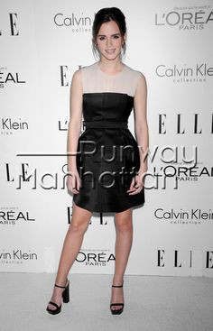 Emma Watson attending the 19th Annual ELLE Women In Hollywood Celebration at the Four Seasons Hotel in Beverly Hills, California - Oct 15, 2012 - Photo: Runway Manhattan/CelebrityPhoto