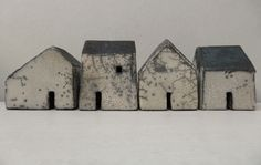 ceramic houses - Google Search
