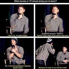 Tell 'em Jared! LoL
