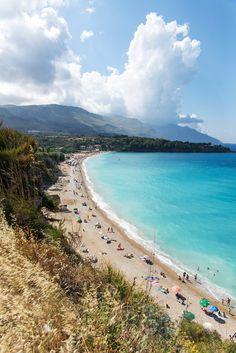 Guidaloca beach, Scopello. Sicily {photography by Mondomulia}