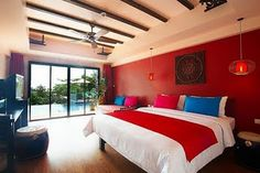 Krabi Cha-da-excellent boutique hotel in Thailand