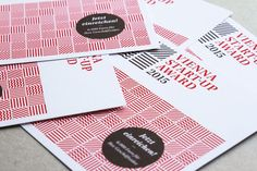 Vienna Start-Up Award – Flyer // #CorporateDesign von Agentur Lisa+Giorgio #branding #CorporateIdentity