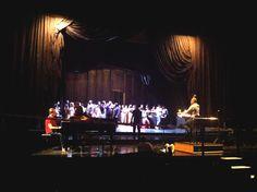 Última semana de ensayos de La Traviata con el #CoroIntermezzo