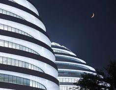 Zaha Hadid Architects, Galaxy SOHO