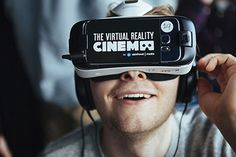 world's first virtual reality #cinema https://thevrcinema.com/ #VR #movie #friends by #DPCritic