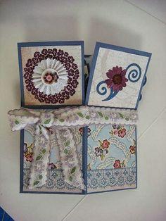 Carolyn's Creative Corner: Card-in-a-Box Tutorial Step-by-Step!