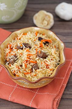 So Ive been making Plov for many years and it always turned out PERFECTLY Even my Mom ate my Plov and told me it was better than hers Shes the best cook I know so thats t. Russian Recipes, Russian Foods, Ukrainian Recipes, Ukrainian Food, Croatian Recipes, Hungarian Recipes, Fun Cooking, Cooking Recipes, Gourmet