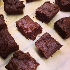 #brownies double chocolate www.lacucinachevorrei.com
