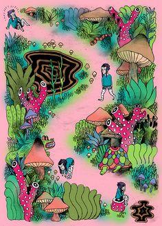 Inés Estrada  http://flickr.com/photos/inechi/6172856907/lightbox/