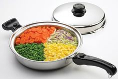 Cooking Vegetables the Saladmaster Way | Saladmaster Recipes