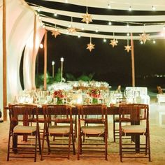 Want to see the best wedding decor of 2014? We've collected our favorite stunning decor ideas here! Photo via Emily Blake.