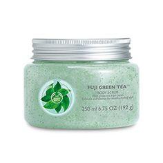 The Body Shop - FUJI GREEN TEA™ BODY SCRUB