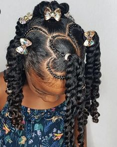 50 Classy Cornrows Braids for Black Women Cornrows have been around for many years now and if there is something certain that it is cornrows are not not just simple hairstyles. Braids Hairstyles - October 12 2019 at Black Kids Hairstyles, Latest Short Hairstyles, Classy Hairstyles, Teenage Hairstyles, Hairstyles Pictures, Holiday Hairstyles, Pretty Hairstyles, Cornrows Braids For Black Women, Braids For Kids