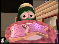 my favorite VeggieTales Silly Song  :)
