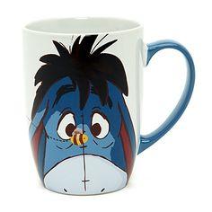 Eeyore. [: want for my tea!