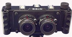 RARE MF Stereo 3D Camera New Shoots 6x7 3D and 6x17 | eBay