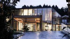 12-hoteis-com-as-arquiteturas-mais-incriveis-do-mundo -Hotel Ulrichshof Onde: Rimbach, na Alemanha Situação do projeto: Concluído Empresa responsável pelo projeto: NOA Número de quartos: 60