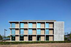 Wiegerinck architectuur en stedenbouw - Project - EPR building