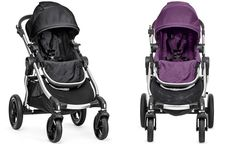 Baby Jogger Baby City Select Single Stroller with Silver Frame - Baby Strollers & Gear - Kids & Baby - Macy's