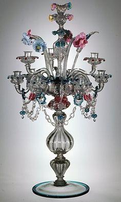 Candelabra, 19th century European