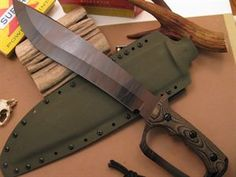Combat Machete D Guard T.K knives, self defense, survival, weapons, blade