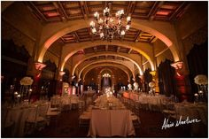 Gorgeous black and white wedding at the Biltmore Hotel on Valentines Day. Flowers by Avant Gardens Miami Cake: ET Cakes Miami Linens: Leyani Inc Rentals: Elements and Accents Venue: The Biltmore Planner: Marylen Exposito Photographer: Alain Martinez