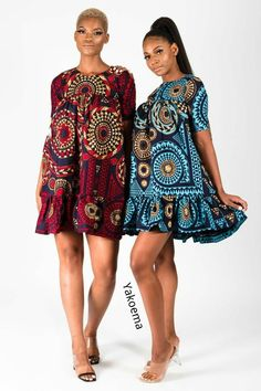 20 PICTURES - High-Class Ankara Styles - HD African Fashion Dresses African Fashion Ankara, Latest African Fashion Dresses, African Print Fashion, Africa Fashion, Tribal Fashion, African Style, African Hair, African Men, Short African Dresses