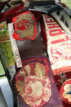 Amy Hanna: Belts, Bracelets and Bags