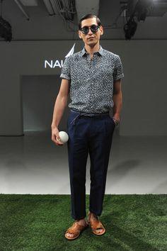 0654c73824 Nautica Spring-Summer 2017 - New York Fashion Week Men s