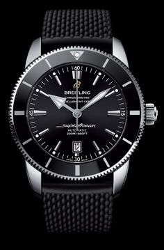 Superocean Héritage II 46 - Breitling - Instruments for Professionals