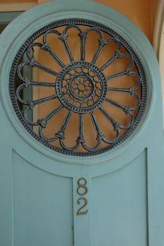 Charleston door   Great for back yard gate.