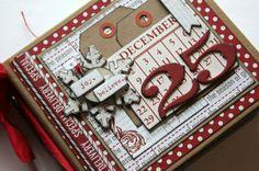 25 Christmas Mini by MaryAnn Maldonado @Two Peas in a Bucket