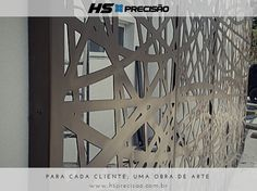 Projeto fachada - Exclusividade HS Precisão