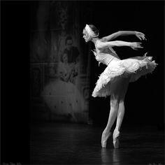 Ulyana Lopatkina by Mark Olich