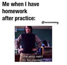 sorry to tell you homework but nobody wants you here.