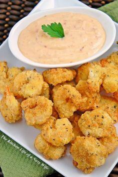 Bang Bang Shrimp - I'm gettin' hungry for seafood!