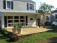 Wood Deck Design and Construction Virginia Beach | ACDECKS