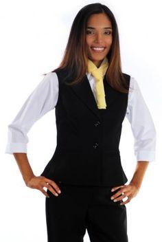 d402eedd83 Colete Social Oxford - Uniforme Feminino - Yoshida Hikari - Uniformes  Sociais para Empresas - uniformes sob medida