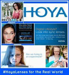 Hoya Lenses & Amex Gift Cards Giveaway ends 7/8