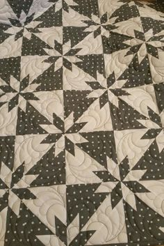 Hunters Two Color Quilts And Stars On Pinterest
