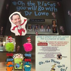 It's contest time!! Snap a selfie with Dr. Lowe for a chance to win 4 unlimited…
