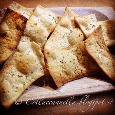 """Colla&Cannella: """"Sfogliatine salate alle erbette"""""""
