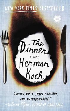 <i>The Dinner</i> by Herman Koch