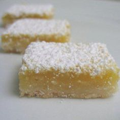 Passover Lemon Bars | Joy of Kosher