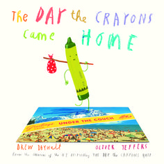 The Day the Crayons Came Home, the highly anticipated (yes, even for adults) sequel to The Day the Crayons Quit, written by the quirky Drew Daywalt and hilariously illustrated by Oliver Jeffers, is almost upon us: It will be published on August 18, 2015. EW announces exclusively that the first printing of The Day the Crayons Came Home will comprise one million copies.